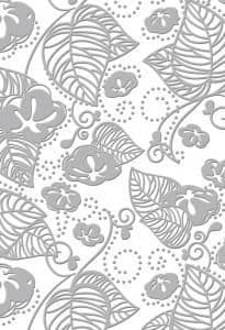 Embossing Folder Serenity Collection Ambrosia
