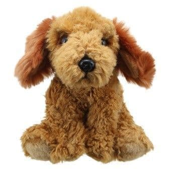 Golden Cockapoo Wilberry Toy