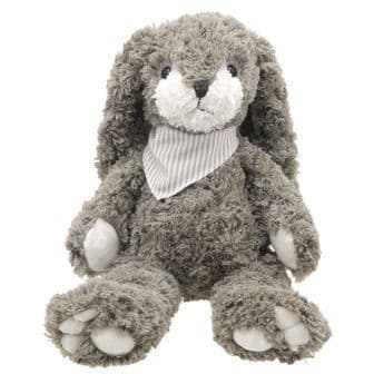 Grey Large Bunny Wilberry Toy