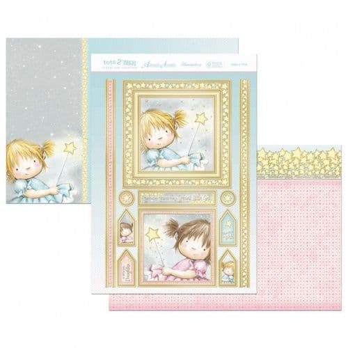 Make a Wish Hunkydory Topper Sheet