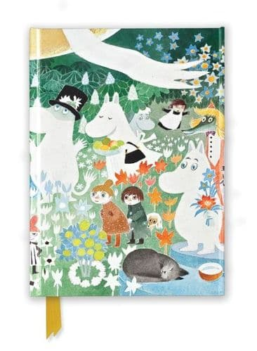 Moomin: The Dangerous Journey Foiled Notebook