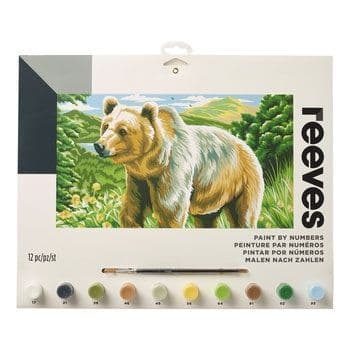 Paint By Numbers -  North American Bear (Large)