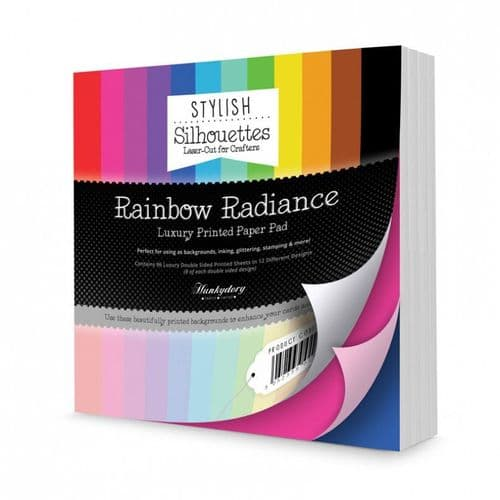 "Rainbow Radiance Colour Block (6"")"