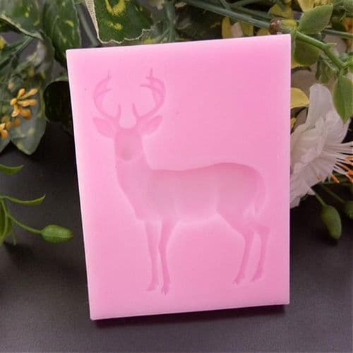 Sika Deer Silicone Mold