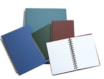 Sketchbooks and surfaces
