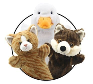 Soft Toys and Puppets