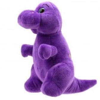 T-Rex Purple Wilberry Toy