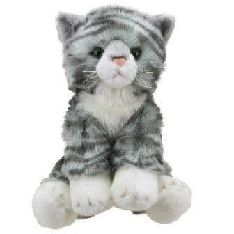 Tabby Cat Wilberry Toy