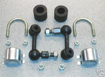 ANTI ROLL BAR MOUNTING /DROP LINK KIT TRIUMPH SPITFIRE & GT6 LATER MODELS