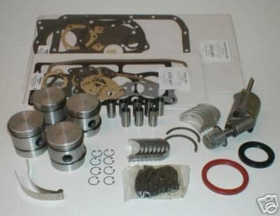 ENGINE REBUILD KIT MG MIDGET 1500