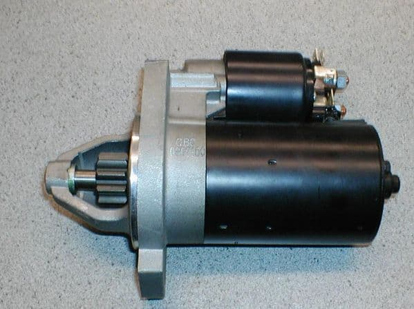 MGB GT& ROADSTER PRE ENGAGED NEW STYLE STATER MOTOR GXE4441