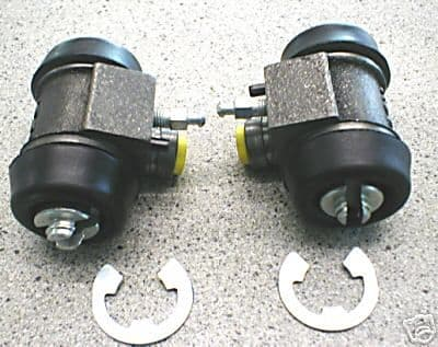PAIR REAR WHEEL CYLINDERS MGB ROADSTER & GT,  MIDGET &  SPRITE  GWC1103