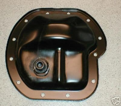 REAR COVER FOR DIFFERENTIAL MGB/ GT TUBE AXLE MODELS  DAM2441