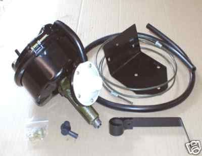 REMOTE BRAKE SERVO KIT - MGB GT MG MIDGET MGA KIT CARS