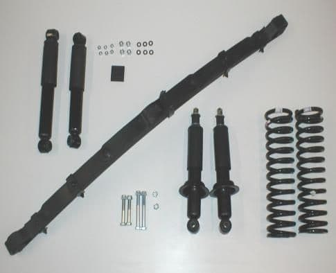 SHOCK ABSORBER / SUSPENSION / SPRING KIT  TRIUMPH  SPITFIRE 15960