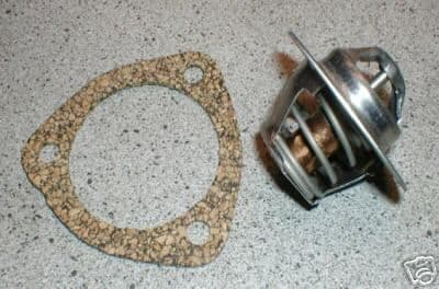 THERMOSTAT AND GASKET KIT MGB/ MGB GT / MG MIDGET GTS102