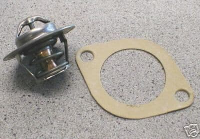THERMOSTAT AND GASKET KIT SPITFIRE GT6 HERALD TR6 GTS102