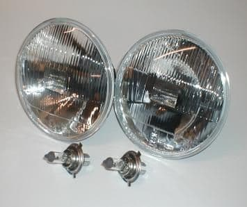 WIPAC HALOGEN HEADLAMP CONVERSION KIT SPITFIRE GT6 HERALD TR GAC4022