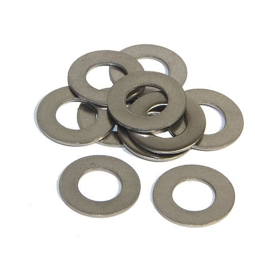 10mm Form B Flat Washer Packs of 20