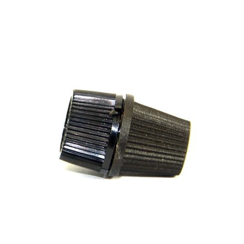 M10 x 1mm Pitch Female Thread Nylon 2-Part Cable Gland Pack of 2