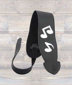 4″ Softy SRV Guitar Strap - Made in Liverpool