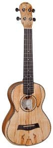 Barnes & Mullins Tenor Ukulele Spalted Maple - Satin
