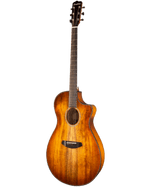 Breedlove Pursuit Exotic Concerto CE - Cinnamon Burst