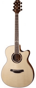 Crafter HTE-700/N - Natural Gloss