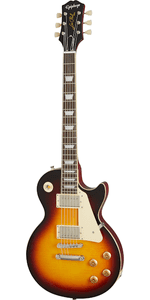 Epiphone 60th Anniversary 1959 Les Paul Tribute Plus Outfit - Aged Dark Burst