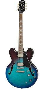 Epiphone Inspired By Gibson ES-335 Figured - Blueberry Burst