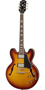 Epiphone Inspired By Gibson ES-335 Figured - Raspberry Tea Burst