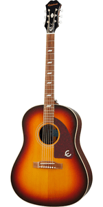 Epiphone Masterbilt Texan - Faded Cherry
