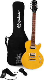 Epiphone Slash 'AFD' Les Paul Special II Outfit - Amber