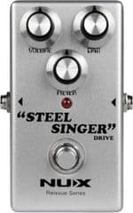 "NUX Reissue ""Steel Singer Drive"" - Overdrive"