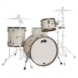 PdP By DW Drums Ltd Ed Concept Classic - TWISTED IVORY & WALNUT WOOD HOOP