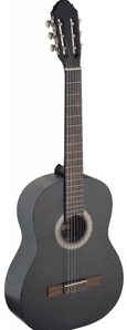 Stagg C440 Full Size Classical Black Matte
