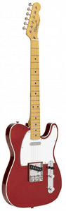 Tokai TTE106B - Candy Apple Red / Maple Neck