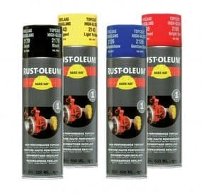 Rustoleum Hard Hat Aerosols 500ml