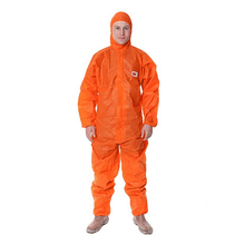 3M Hooded Protective Coverall