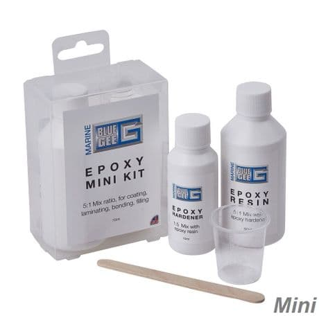 Blue Gee Epoxy Resin and Hardener Kit