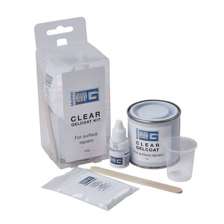 Blue Gee Gelcoat Repair Kit 100g