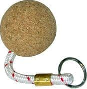 Floating Cork Keyring
