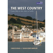 Imray - The West Country Cruising Guide by Carlos Rojas and Susan Kemp-Wheeler