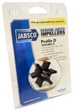Jabsco Impeller (Profile D) 4528-0001-P Service Kit