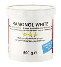 Ramonol White Marine Grease - 500g