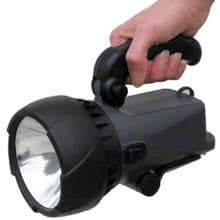 Rechargable 3 Watt LED Spotlight Torch