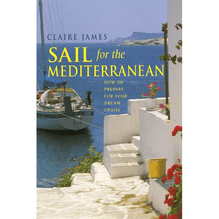 Sail for the Mediterranean by Claire James