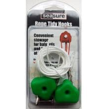 Seasure Rope Tidy Hooks - Two in a Pack