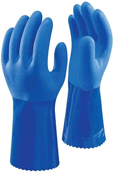 Showa 660 Chemical, Water and Oil Resistant Gloves