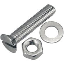 Stainless Steel Countersunk Machine Screws